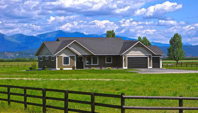 Kalispell Single Family Home For Sale: 11 Staggerwing Landing