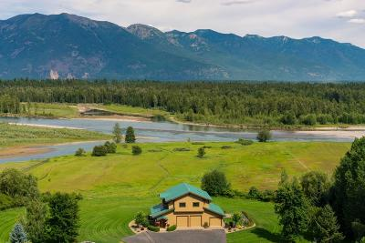 Flathead County Single Family Home For Sale: 449 Addison Square
