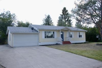 Kalispell Single Family Home Under Contract Taking Back-Up : 267 Farview Drive