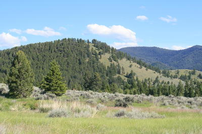 Ravalli County Residential Lots & Land For Sale: Nhn Soft Rock Road