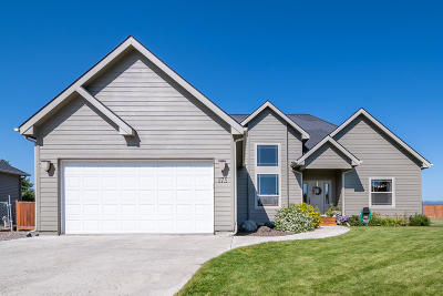 Kalispell Single Family Home Under Contract Taking Back-Up : 175 Blue Crest