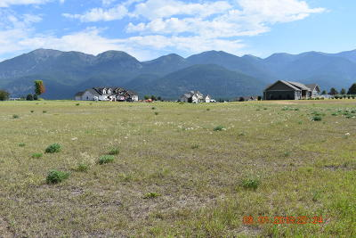 Flathead County Residential Lots & Land For Sale: 1244 Victory Lane
