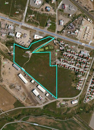 Missoula County Residential Lots & Land For Sale: 6505 U.s. Highway 10 West