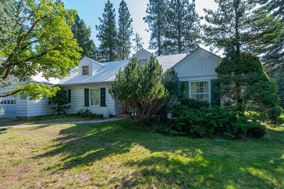 Missoula Single Family Home For Sale: 3000 Duncan Drive