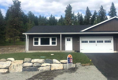 Flathead County Single Family Home For Sale: 123 Crystal View Court