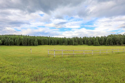 Whitefish Residential Lots & Land For Sale: Nhn Km Ranch Road