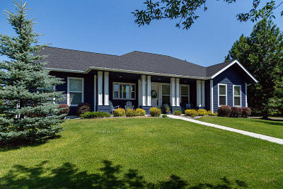 Flathead County Single Family Home For Sale: 139 Lakeview Court