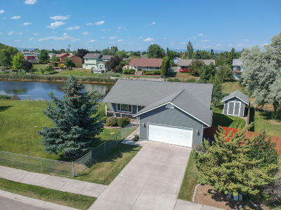 Flathead County Single Family Home For Sale: 2222 South Woodland Drive