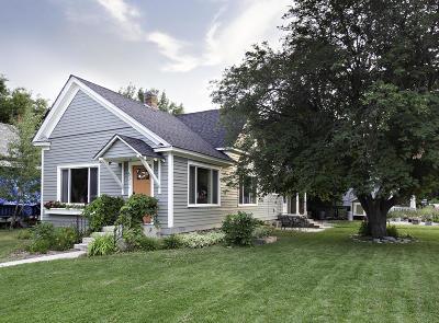 Hamilton Single Family Home For Sale: 603 South 3rd Street