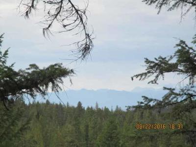 Lincoln County Residential Lots & Land For Sale: Nhn Kootenai Echo Trail