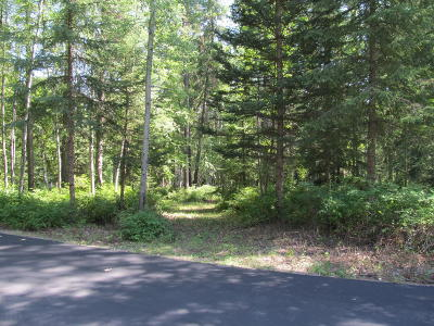Whitefish Residential Lots & Land For Sale: 123 Little Mountain Road