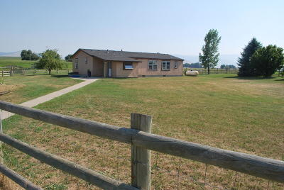 Lake County Single Family Home For Sale: 55377 Bird Farm Lane