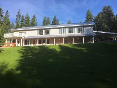 Lincoln County Single Family Home For Sale: 302 Schoolhouse Lake Road