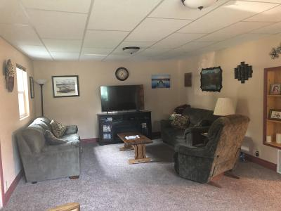 Conrad Single Family Home For Sale: 409 South Wisconsin Street