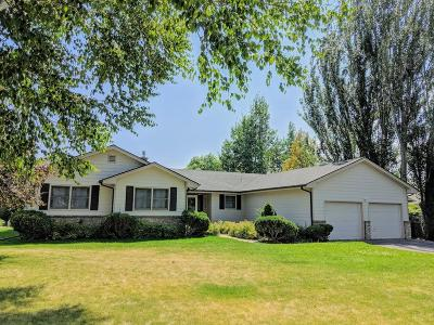 Kalispell Single Family Home For Sale: 276 Dairy Drive