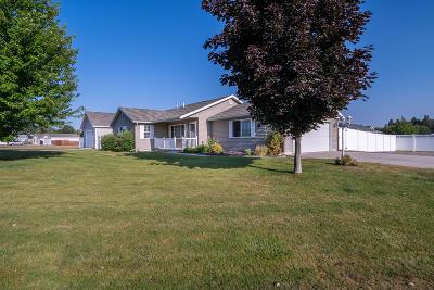 Kalispell Single Family Home For Sale: 3160 Sweetgrass Lane