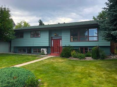 Helena Single Family Home For Sale: 1705 Winne Avenue