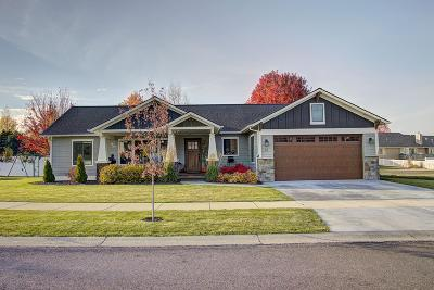 Kalispell Single Family Home For Sale: 12 Windward Loop