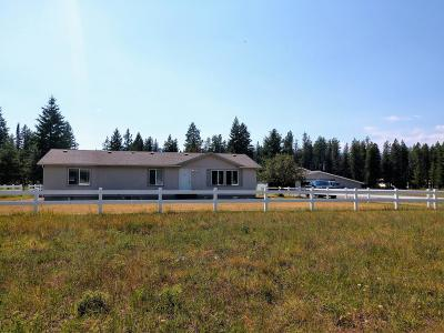 Condon MT Single Family Home For Sale: $225,000