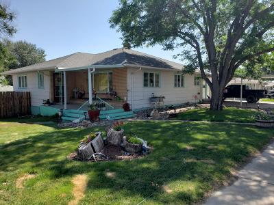 Fort Benton Single Family Home Under Contract Taking Back-Up : 1212 15th Street