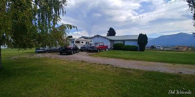 Lake County Single Family Home For Sale: 62648 Us Highway 93