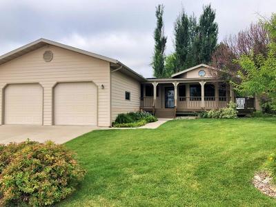 Great Falls, Black Eagle, Belt, Ulm Single Family Home For Sale: 2720 Bitterroot Drive