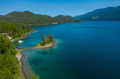Whitefish Residential Lots & Land For Sale: 511 Lm Beach Lane