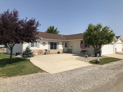 Conrad Single Family Home For Sale: 109 5 Th Avenue North West