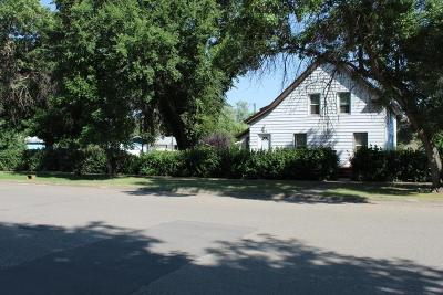 Fort Benton Single Family Home For Sale: 911 Front Street