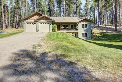 Lake County Single Family Home Under Contract Taking Back-Up : 34296 South Finley Point Road