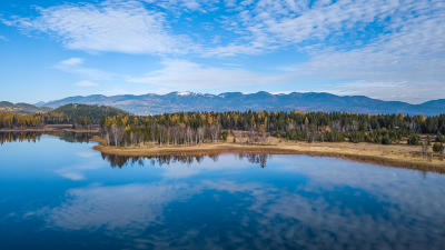 Whitefish Residential Lots & Land For Sale: Nhn Blanchard Lake Drive