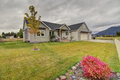 Flathead County Single Family Home For Sale: 1015 Riparian Drive