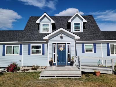 Stevensville Single Family Home For Sale: 3936 Reed Butte Road