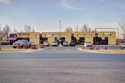 Flathead County Commercial Lease For Lease: Commons Way