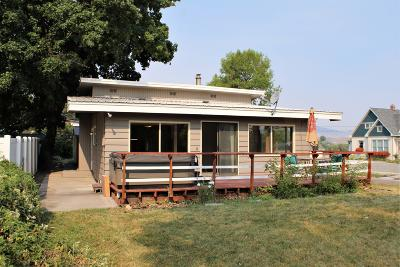Polson Single Family Home For Sale: 303 5th Avenue West