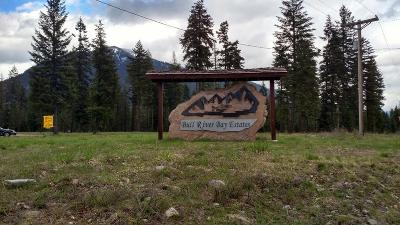 Sanders County Residential Lots & Land For Sale: Lot 17 Bull River Bay Estates