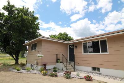 Hamilton Single Family Home For Sale: 921 Ponderosa Drive