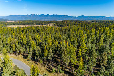 Whitefish Residential Lots & Land For Sale: 51 Hills Lookout Court