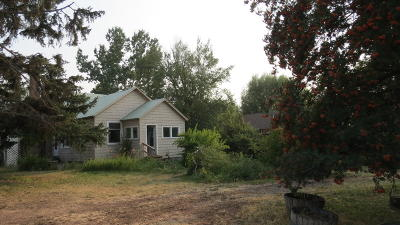 Flathead County Single Family Home For Sale: 124 Creston Road