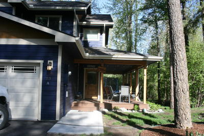 Columbia Falls Single Family Home For Sale: 23a Cedar Pointe Loop