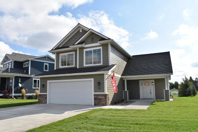 Kalispell Single Family Home For Sale: 115 Northland Drive