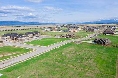 Flathead County Residential Lots & Land For Sale: 114 & 116 Taelor Road
