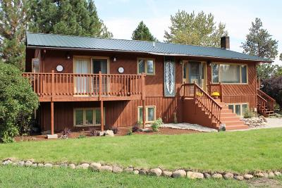Stevensville Single Family Home For Sale: 3859 Us Highway 93 North