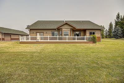 Kalispell Single Family Home For Sale: 208 Mustang Way