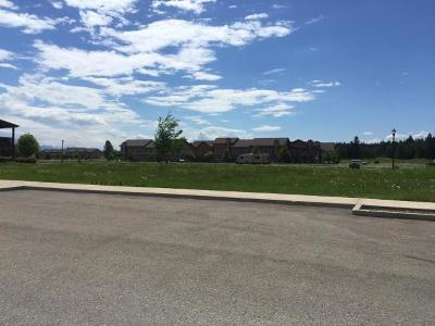 Whitefish Residential Lots & Land For Sale: Shiloh Avenue