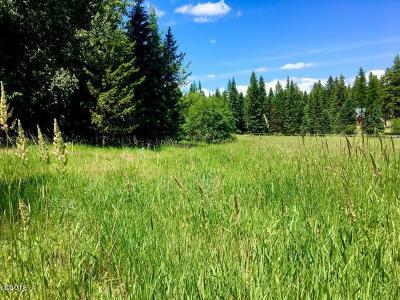 Whitefish Residential Lots & Land For Sale: 146 Lupfer Meadows Place
