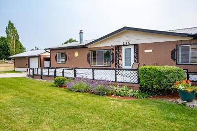 Flathead County Single Family Home For Sale: 115 Parliament Drive