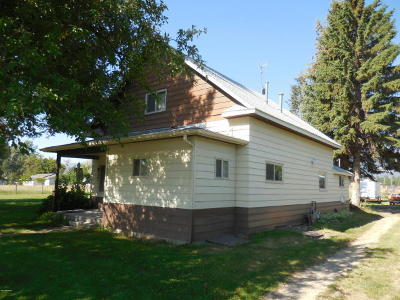 Ravalli County Single Family Home For Sale: 2603 Meridian Road