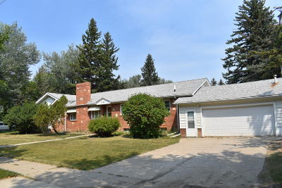 Conrad Single Family Home For Sale: 121 5th Avenue South West