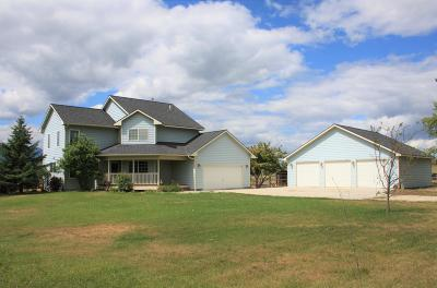Ravalli County Single Family Home For Sale: 4710 Longley Lane